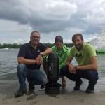"""Weltrekord """"tauchen ohne Flossen"""", 19.06.2016"""